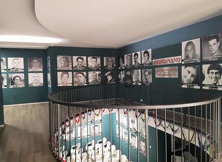 #Noninvano, un progetto per ricordare  le vittime  innocenti e tesserne i valori